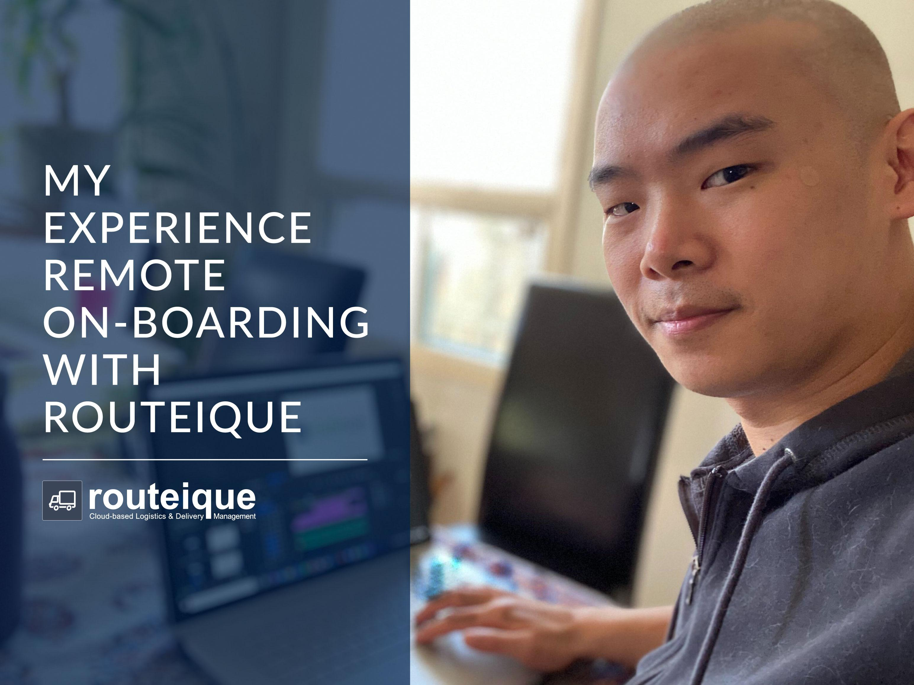 Remote On-Boarding Blog