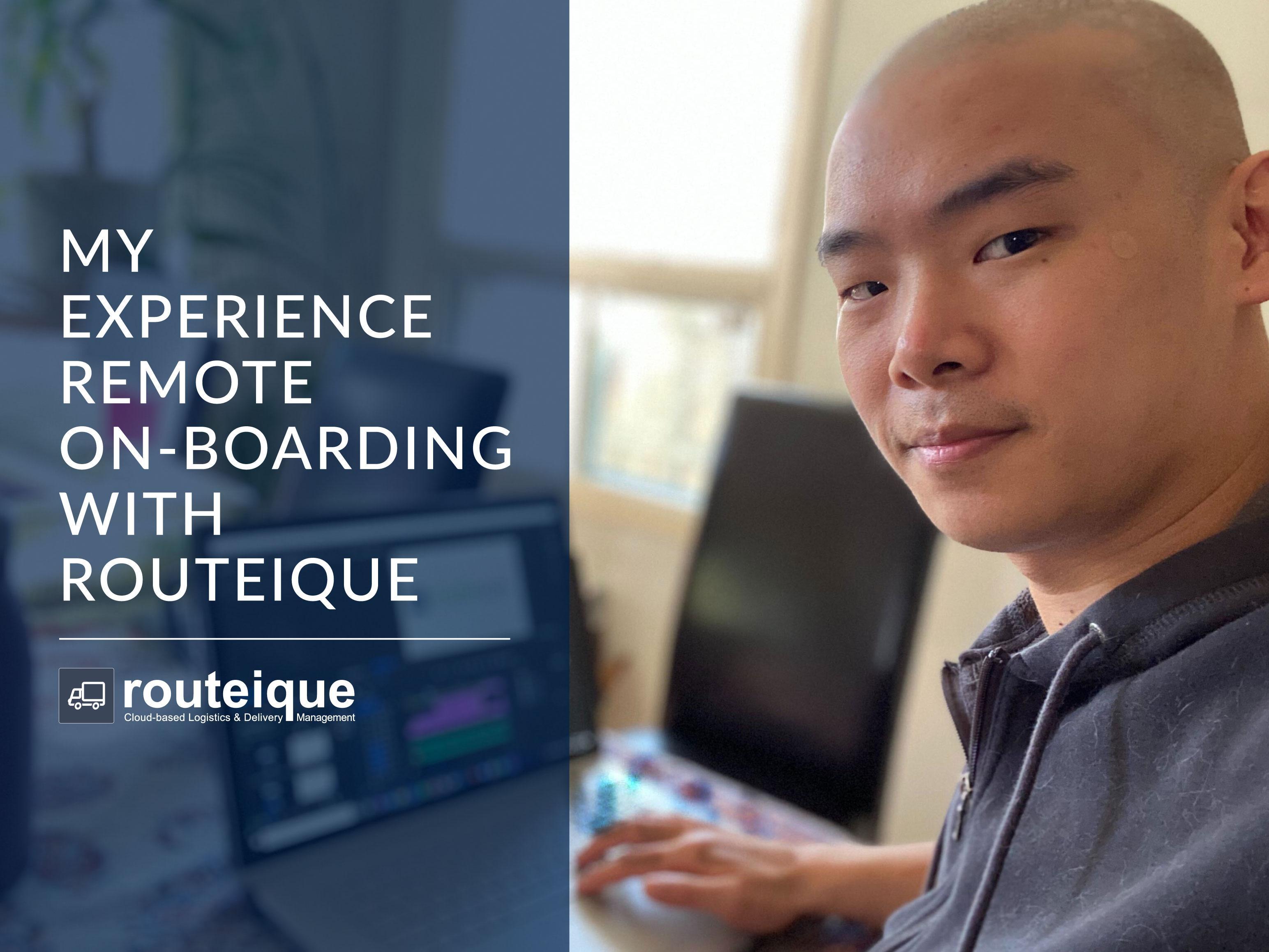 Remote On-Boarding Blog