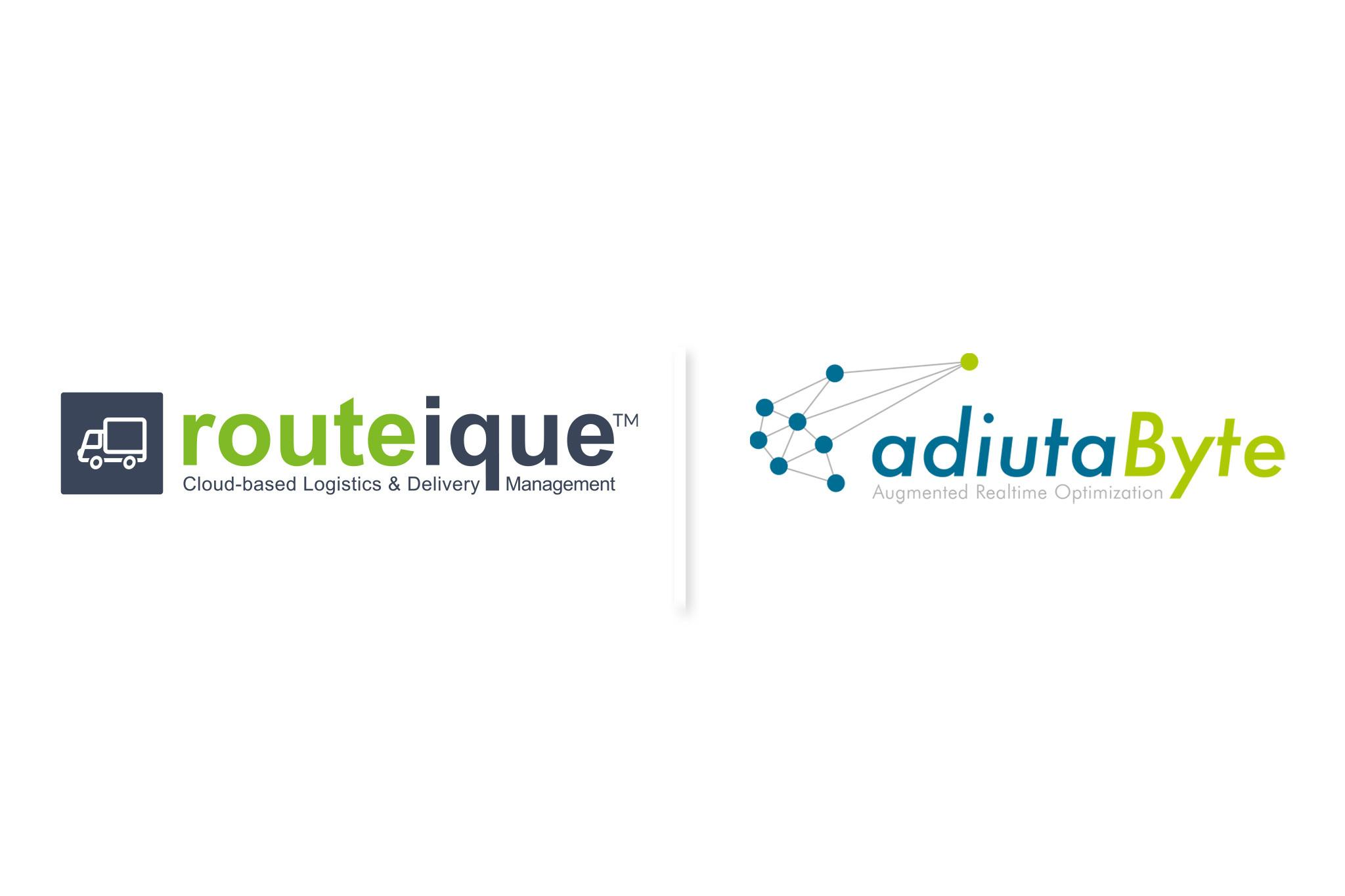Routeique and adiutaByte