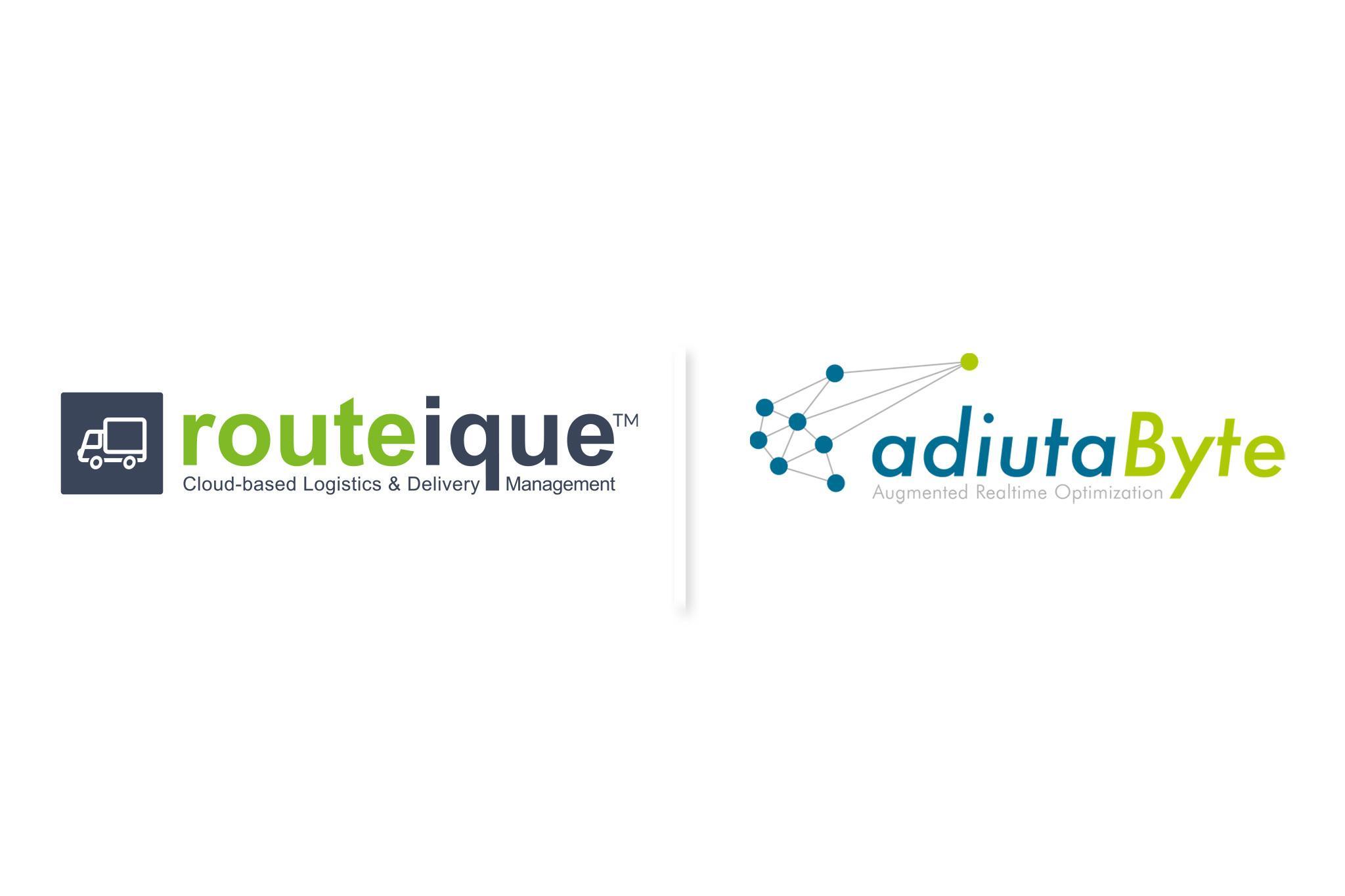 Routeique and adiutaByte