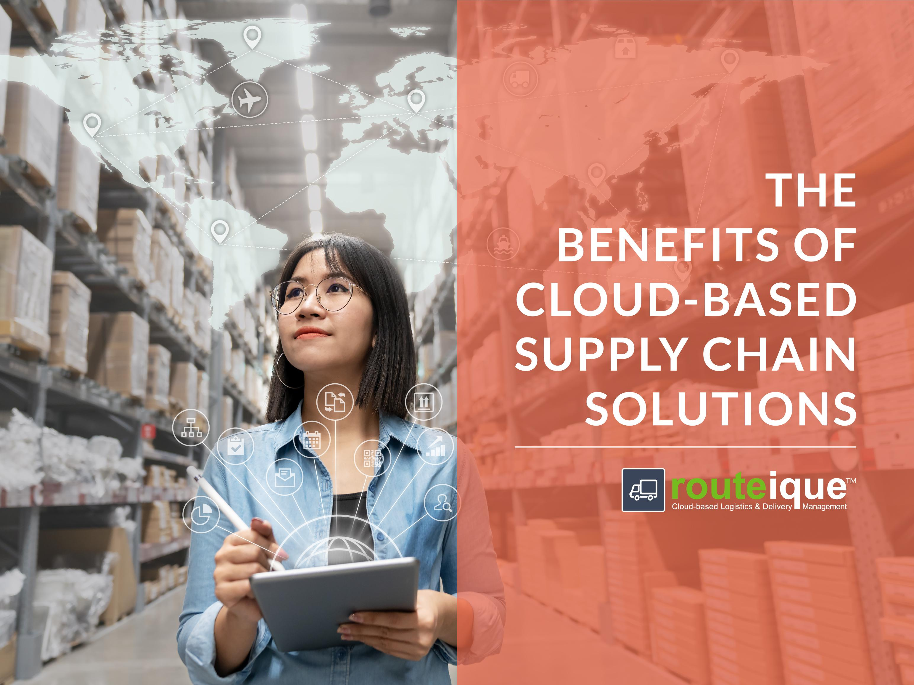 Cloud-based Supply Chain Solutions Blog - 2