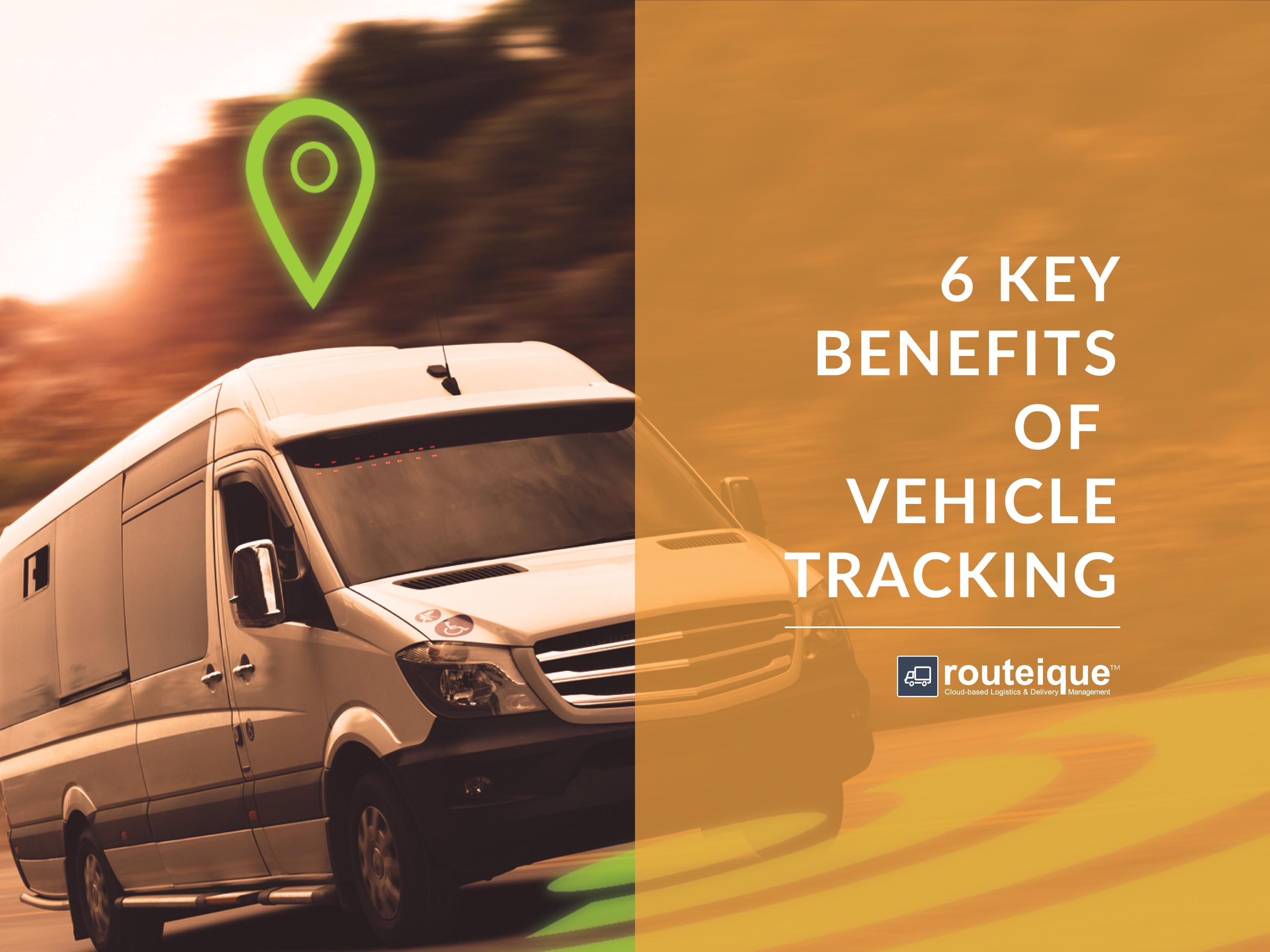 6 Benefits of Vehicle Tracking Blog