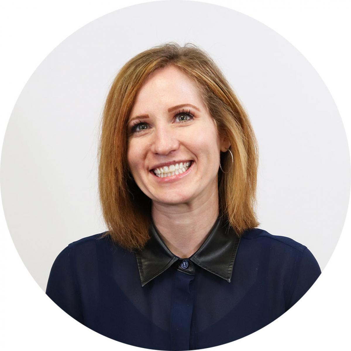 Sari Waldman Director, New Client Experience